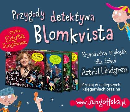 Przygody detektywa Blomkvista