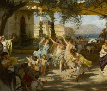 Rodzinne niedziele w MNW: Świat mitycznych bohaterów
