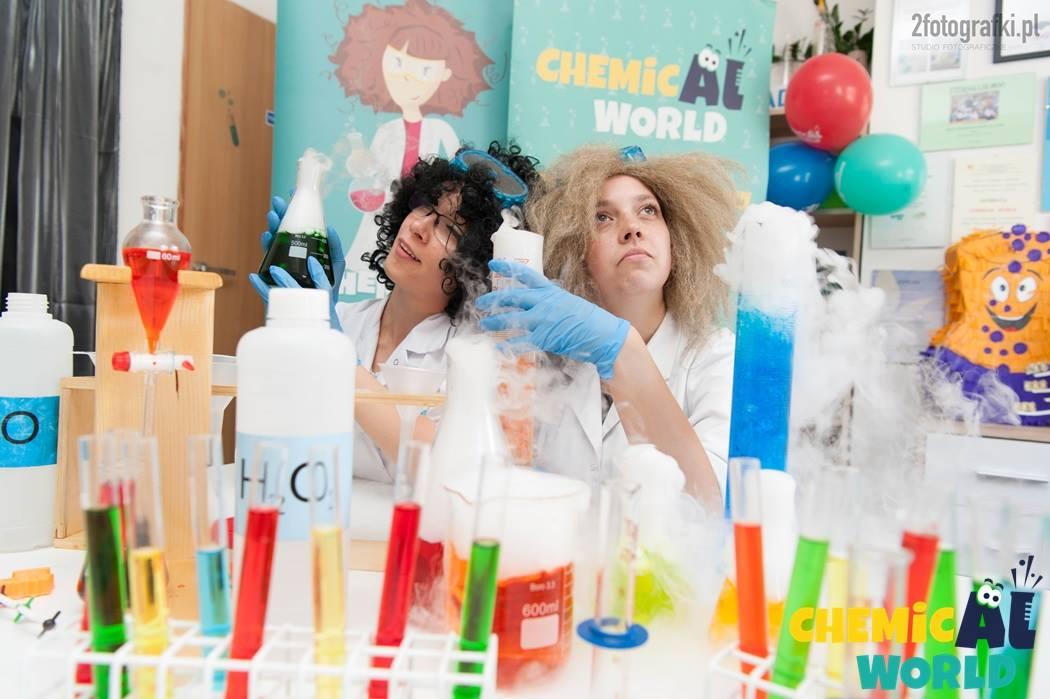 Warsztaty Chemiczne z ChemicAl World
