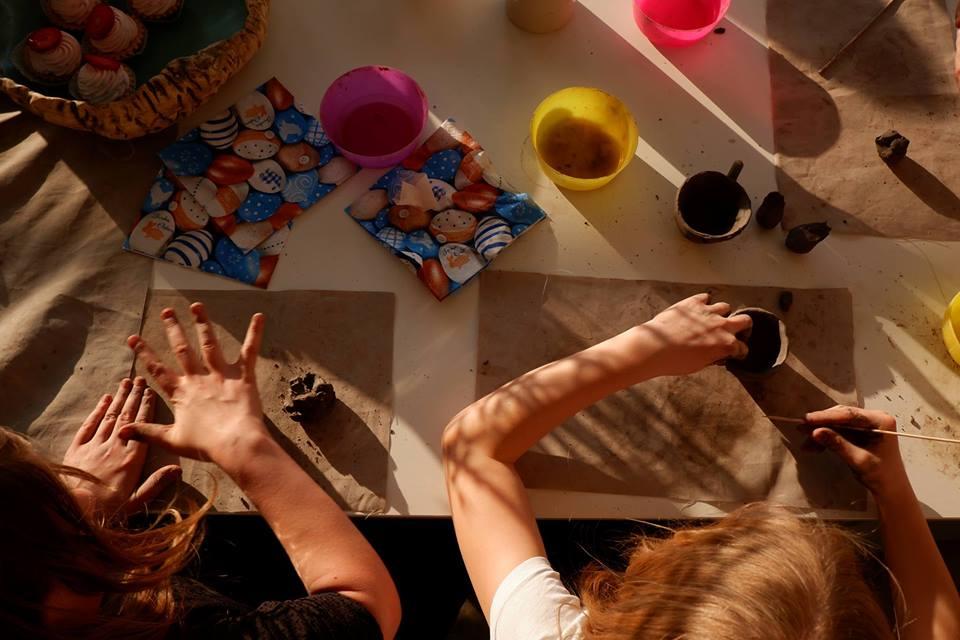 Warsztaty z ceramiki zamiast lekcji