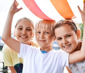 Obozy letnie dla dzieci nad morzem i nad jeziorami!