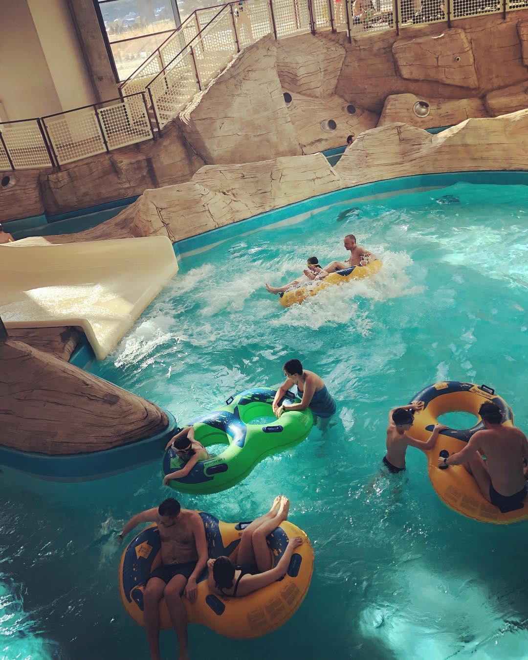 aqua park reda atrakcje dla dzieci