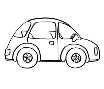 Kolorowanki Samochody Pojazdy Malowanki Dla Chłopców
