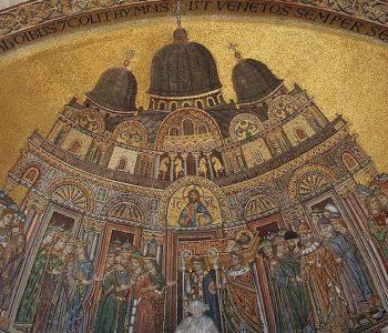 Na szlaku sztuki: Mozaika, Bizancjum, Wenecja. Gliwice