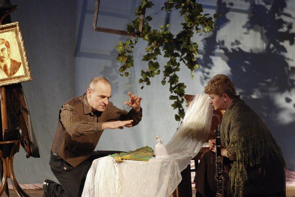 Calineczka - Magiczny świat teatru