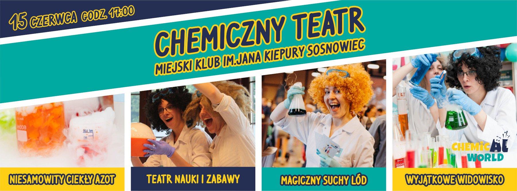 Chemiczny Teatr. Sosnowiec