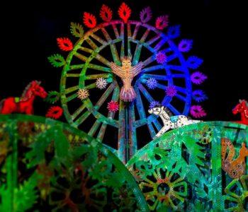 Teatr Animacji: Baśń o trzech konikach