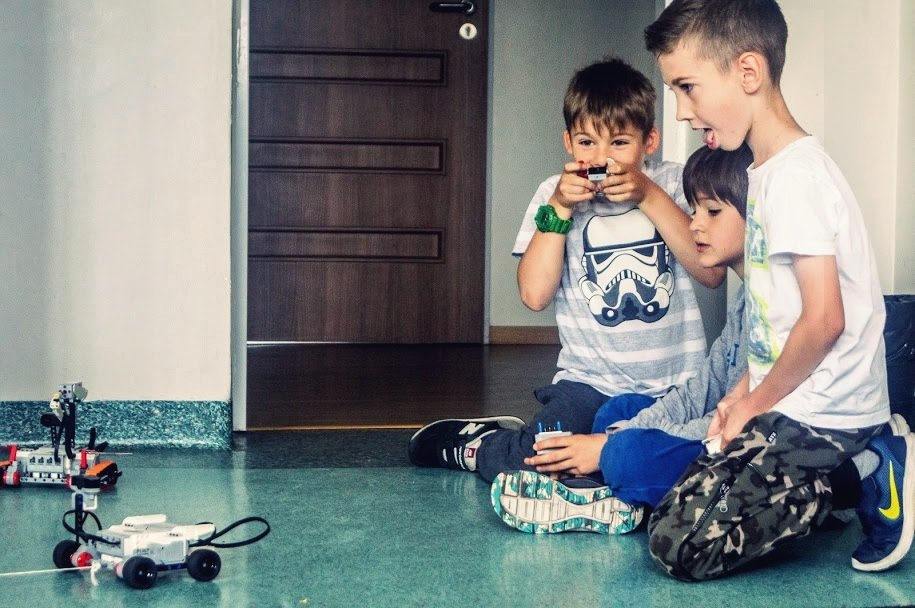 Półkolonie z Planetą Robotów – Bydgoszcz lato 2019