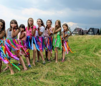 Kompas Girls Camp - Tatry