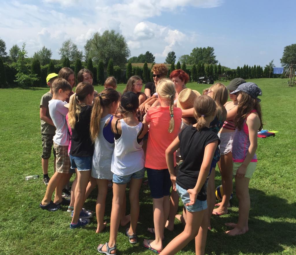 Obóz: Złap oddech na jeziorem (12 - 16 lat)
