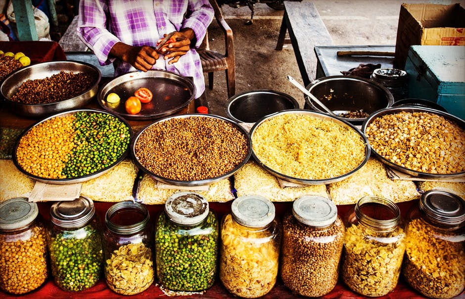 Warsztaty kulinarne: kuchnia indyjska