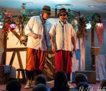 Teatrzyki niedzielne: Jak Paweł i Gaweł
