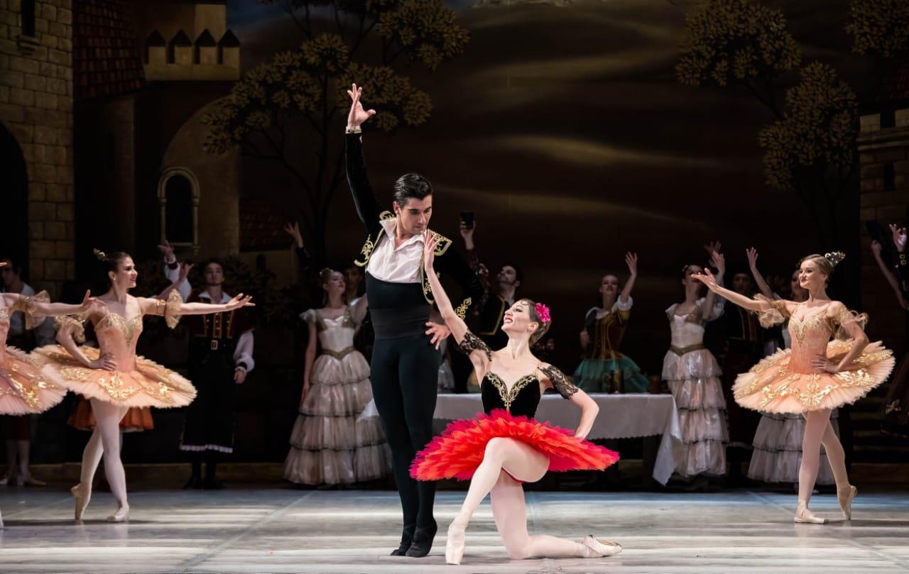 Révérence - wieczór baletowy w Operze Krakowskiej z okazji Międzynarodowego Dnia Tańca