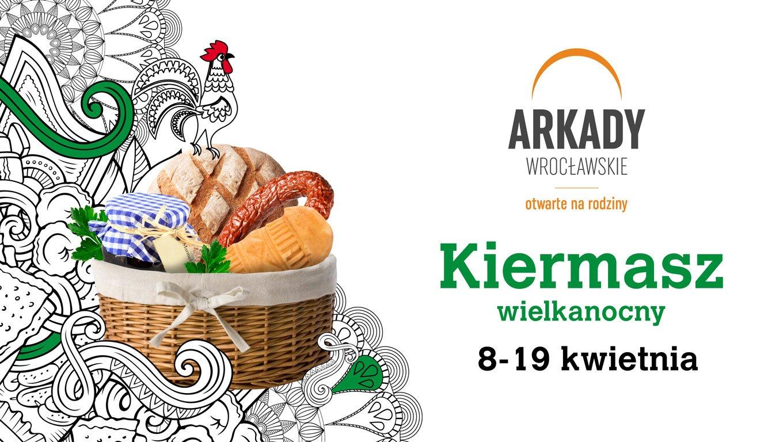 Kiermasz Wielkanocny w Arkadach Wrocławskich