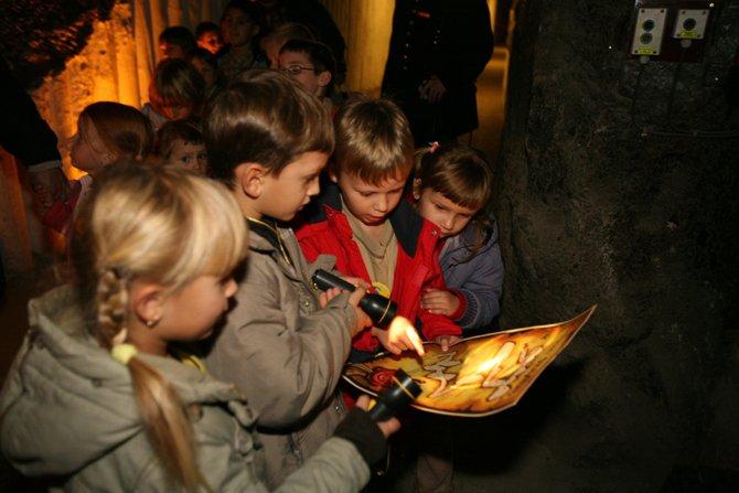 Pomysł na majówkę - rodzinne zwiedzanie Kopalni Soli Wieliczka