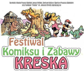Festiwal Komiksu i Zabawy Kreska