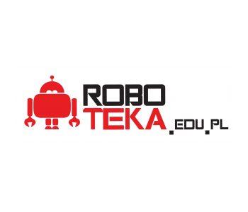 Logo Roboteka - zajęcia dla dzieci w Krakowie