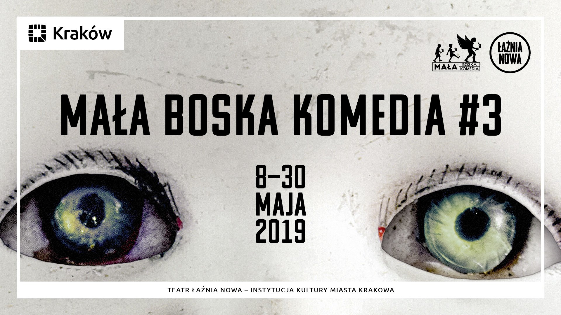 Zostań Jurorem festiwalu teatralnego Mała Boska Komedia