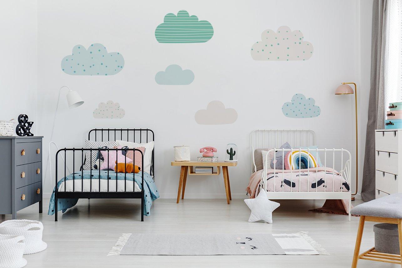 Naklejki do pokoju dziecięcego – ozdoba, która odmieni zwykły wystrój