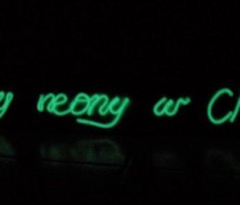 Warsztaty rodzinne: Blask neonu