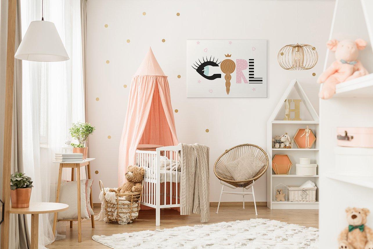 Obrazy do pokoju dziecka – wzory, które rozweselą każdy wystrój