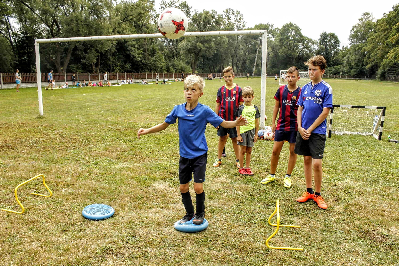 Obóz Piłkarsko-Przygodowy w Górach