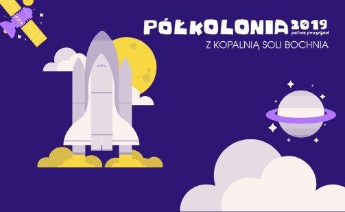 Półkolonia 2019 z Kopalnią Soli Bochnia