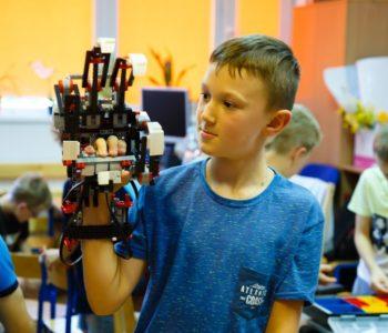 Zajęcia pokazowe z LEGO Robotyki i Minecraft: Education Edition
