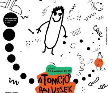 Tomcio Paluszek – gdzie ten maluszek. Premiera w Teatrze Lalek Arlekin
