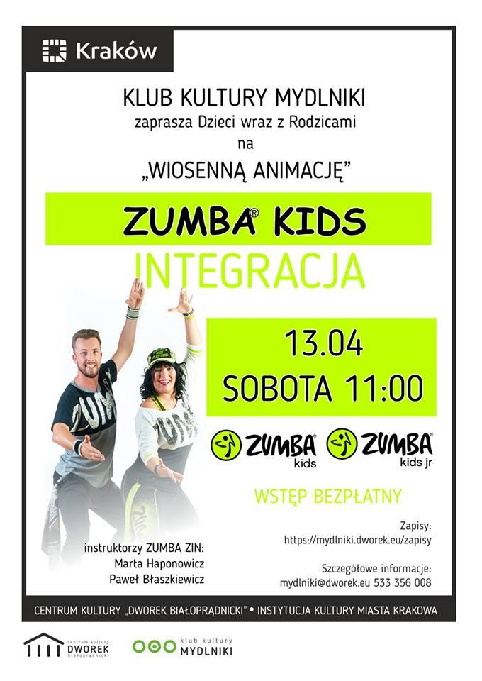 Zumba Kids - integracja