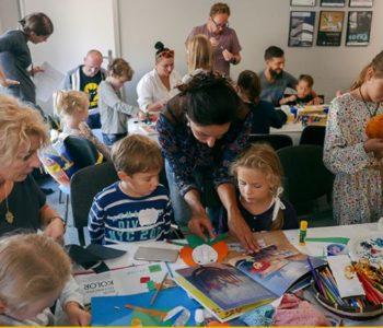 Warsztaty dla rodziców i dla dzieci – Poranki w muzeum