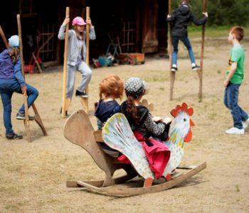 Dzień Dziecka w Muzeum we Wdzydzach