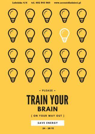 Tygodniowy kurs Train Your Brain