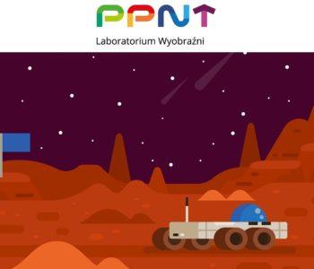 Kosmiczna robotyka w Laboratorium Wyobraźni