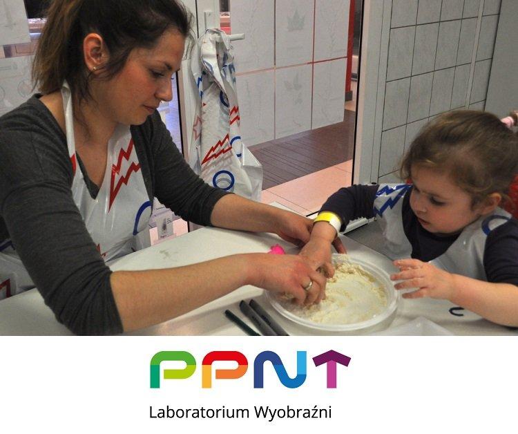 Laboratorium Zabawy z Mamą w Laboratorium Wyobraźni