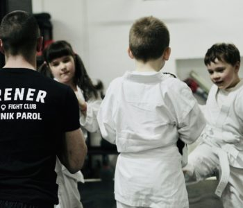 Kickbokserzy Dzieciom - Charytatywny Tydzień Sportów Walki