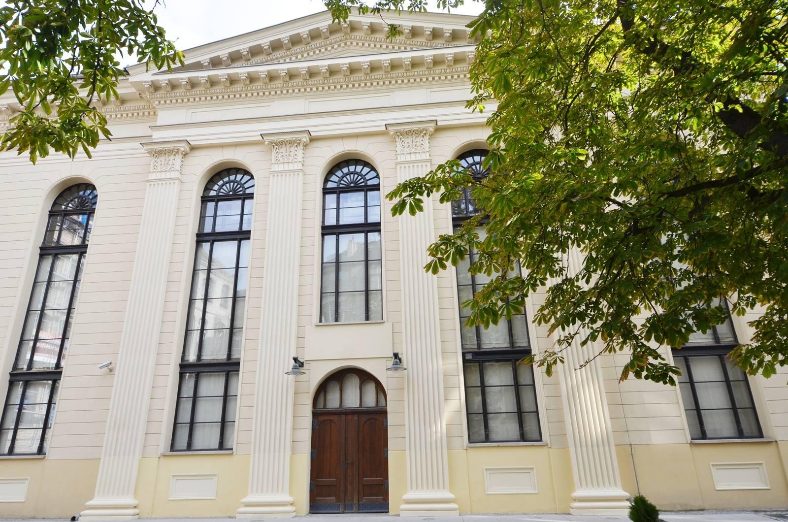 Noc Muzeów Wrocław Synagoga - 2019