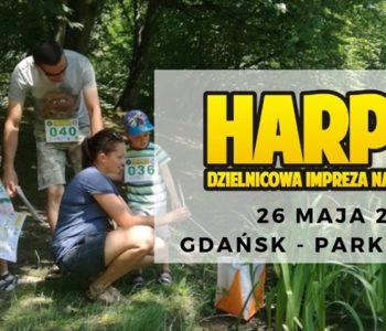 Harpuś - z mapą do Parku Oruńskiego