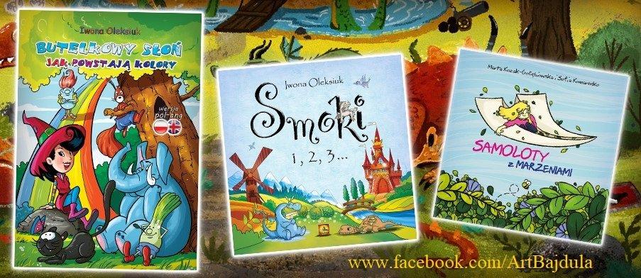 Smoki, Słonie, Samoloty - opowiastki dla dzieci