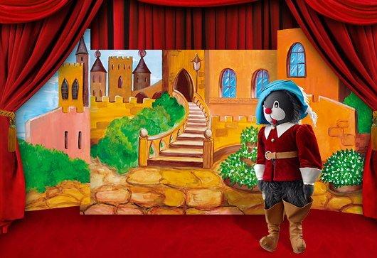 Dzień Dziecka z teatrzykiem lalek Bajka - Dzień Otwarty