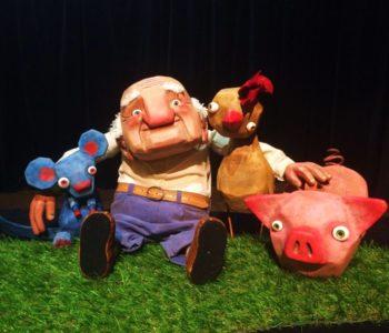 Śmiech na sali, czyli Dzień Dziecka w Teatrze Animacji
