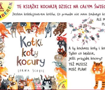 Kotki, koty, kocury – premiera książki
