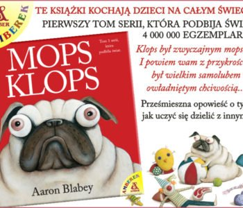 Mops Klops – premiera książki