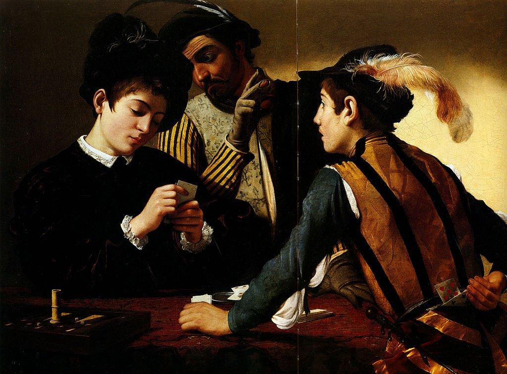 Na szlaku sztuki: Kontrast i światłocień Caravaggia. Gliwice