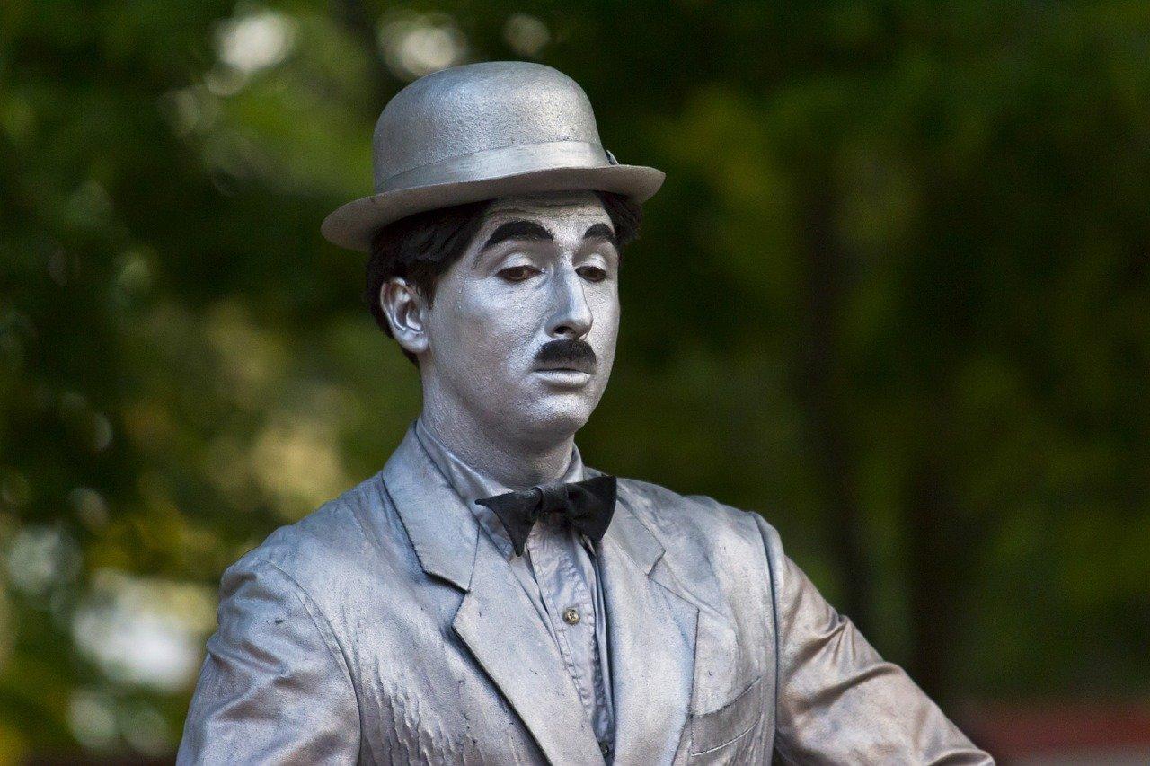 Basia, lemoniada i Charlie Chaplin w Iluzjonie