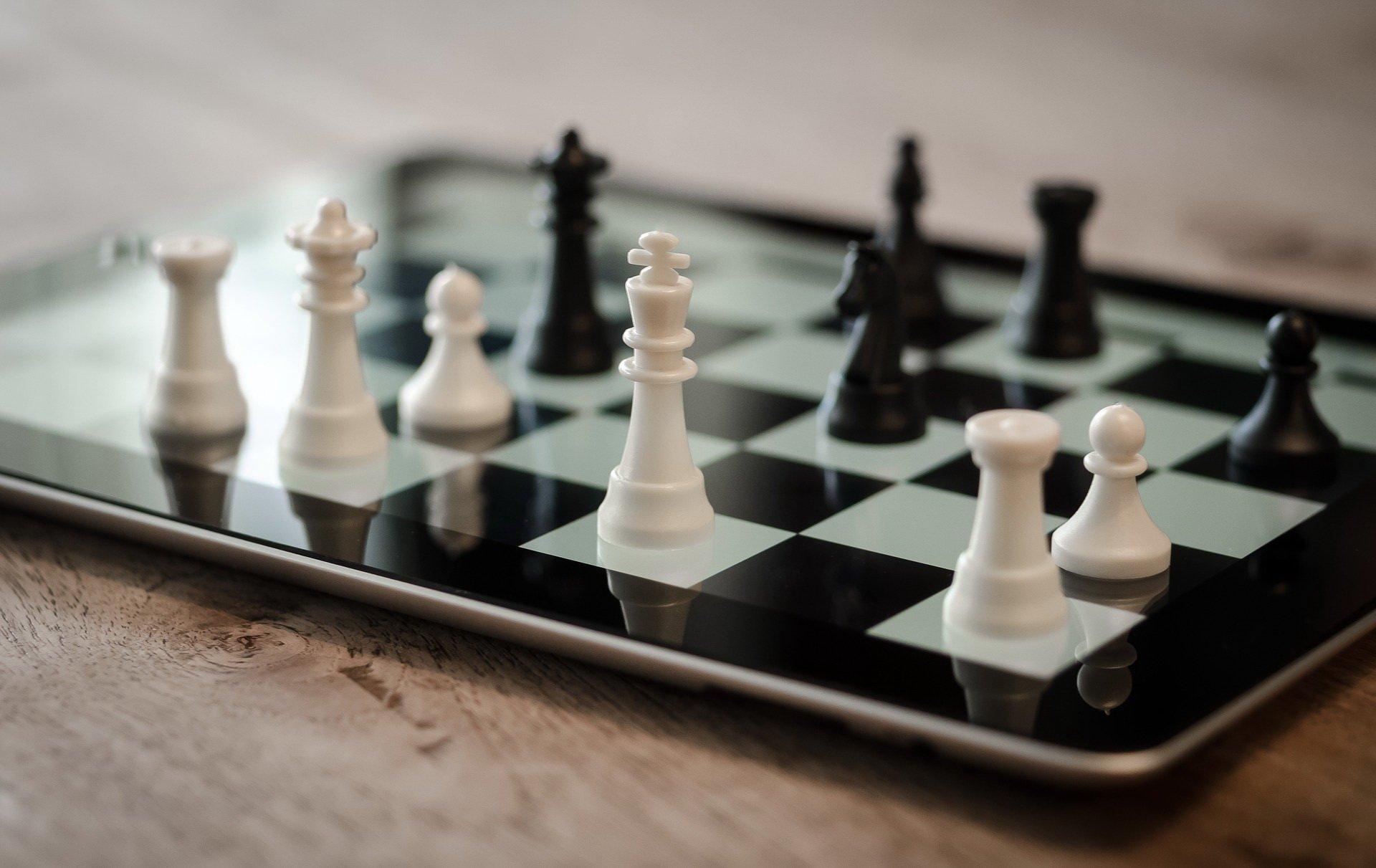 Zagadka o szachach logiczne zagadki dla dzieci