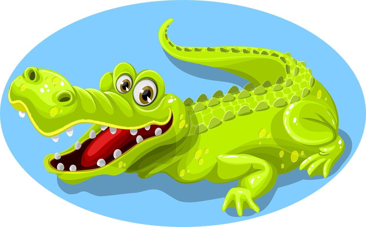 Zagadki o zwierzętach z odpowiedziami krokodyl