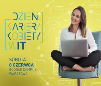Dzień Kariery Kobiety w IT w Google Campus