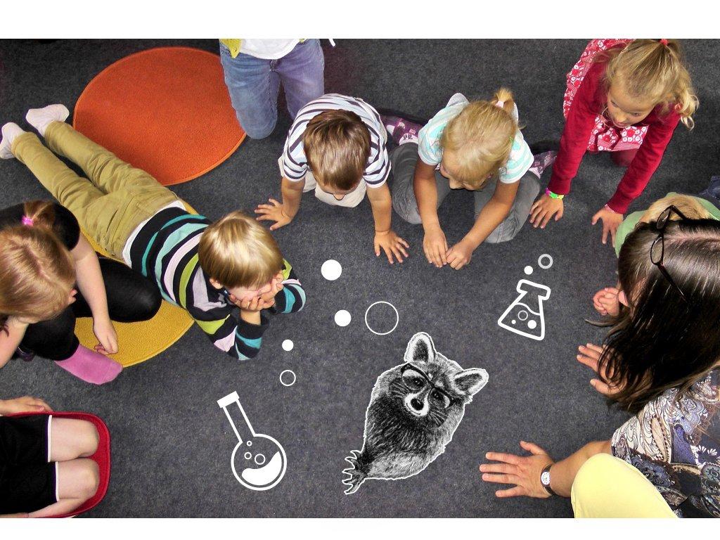 Dzień Dziecka z Persil Eko Laboratorium Szopa Pracza