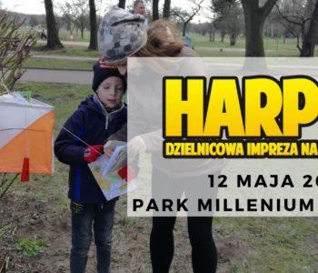 Harpuś - z mapą na Zaspę